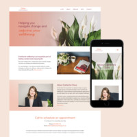 dove psychology website design melbourne