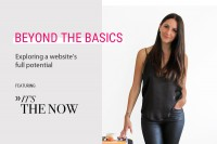 beyond website basics it's the now