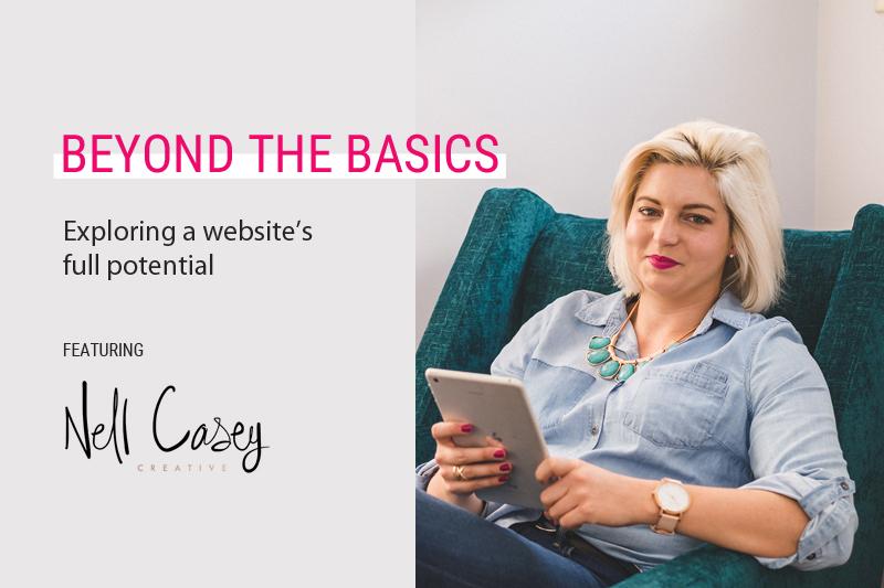 website essentials nell casey copywriter