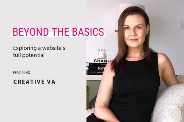 beyond website basics creative va