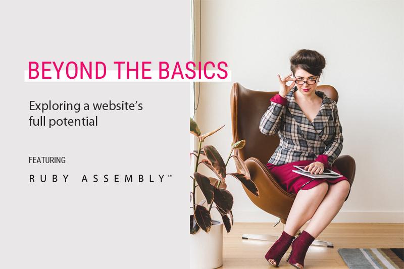 beyond the basics ruby assembly
