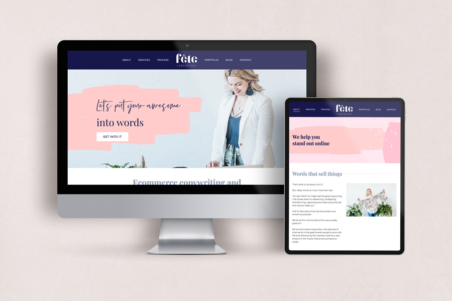 small business website design melbourne